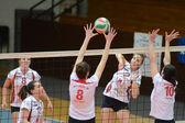 Kaposvar - bse volleybal jogo — Fotografia Stock