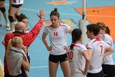 カポシュワール - 狂牛病 volleybal ゲーム — ストック写真