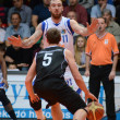 Kaposvar - Pecs basketball game — ストック写真 #19143337