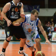 Kaposvar - Pecs basketball game — Stockfoto #19143819