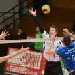 Kaposvar - Innsbruck volleybal game - Stock Photo
