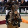Masters Tournament International Jumping Competition — ストック写真
