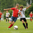 Youth Soccer — Stock Photo