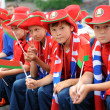 Youth Football Festival Opening Ceremony — Zdjęcie stockowe