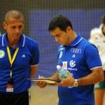 Siofok - Gyor hanfball match — Stock Photo #31576765