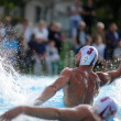 Stock Photo: Kaposvar - Honved water-polo game