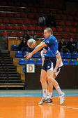 カポシュワール - シュメグ バレーボール ゲーム — ストック写真