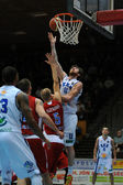 Kaposvar - Paks basketball game — Photo