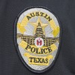 Capital of Texas Austin Police Badge — Εικόνα Αρχείου #24018885