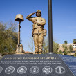 Statue of American Soldier  — Foto Stock