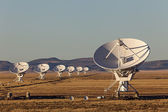 Very Large Array Radio Telescope — Stock Photo