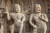 Sochy buddhy — Stock fotografie