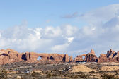 Arches National Park, Utah — Stock Photo