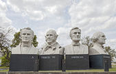 American Statesmanship Park in Houston, Texas — Stock Photo