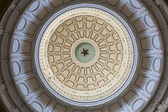 Texas State Capitol Ceiling — Stock Photo