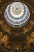 Texas State Capitols ceiling — Stock Photo