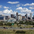 Denver Skyline, Colorado — Stock Photo #50726355