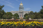 Colorado State Capitol — Stock Photo