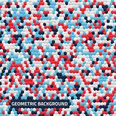 Abstract geometric background — 图库矢量图片