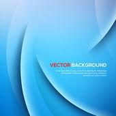 Abstracte licht en schaduwen vector achtergrond — Stockvector