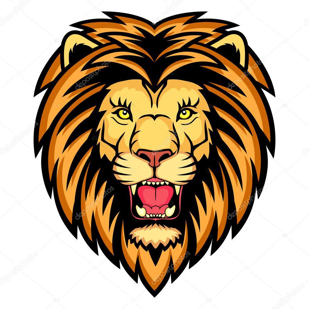 Lion vector logo