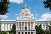 Sacramento Capitol Building in California — Stock Photo