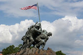 Iwo Jima — Stock Photo