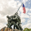 Iwo Jima in Washingron DC - Stock Photo