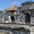 Tulum Mexico Ancient Ruins — Stock Photo #13363389