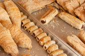 Croissant colazione — Foto Stock