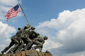 Iwo jima washington dc — Stockfoto