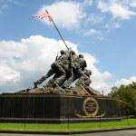 Iwo Jima Washington DC — Stock Photo #13804089