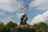 Iwo Jima — Stock Photo