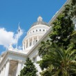 Sacramento Capitol Building of California — Stock Photo