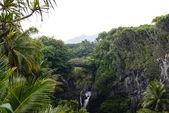 Bridge in Maui on the Road to Hana — Stock Photo