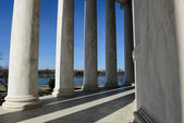 Jefferson Memorial in Washington DC — Stock Photo