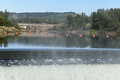 Oroville California Dam — Stock Photo