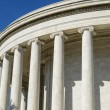 Jefferson Memorial Building — Stock Photo