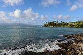 La plage de kaanapali, maui destination touristique hawaii — Photo