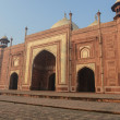 Stock Photo: Mosque Taj Mahal India