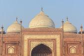 Mosque in Taj Mahal India — Stock Photo