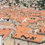 Building Rooftops in Dubrovnik Croatia — Stock Photo #29911101