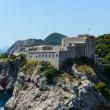 Dubrovnik Fort in Croatia — Stock Photo