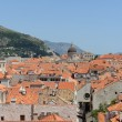 Homes in Dubrovnik Croatia — Stock Photo