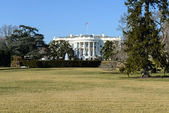 White House in Washington DC — Stock Photo