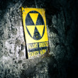 Stock Photo: Underground Fallout Shelter