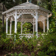 Stock Photo: Outdoor Gazebo