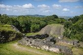 Xunantunich Mayan Ruin in Belize — Stock Photo