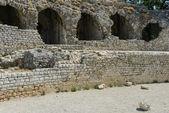 Cimiez Arenas Roman Ruin in Nice France — Stock Photo