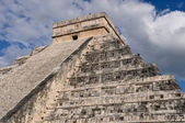 Chichen Itza MAyan Ruin — Stock Photo